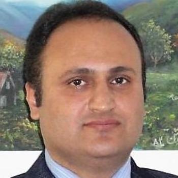 Dr. Ayub Karimi